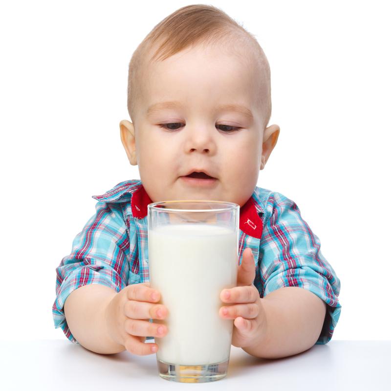Komælk til babyer