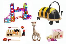 Legetøj til alle aldre