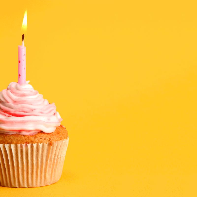 Den første fødselsdag