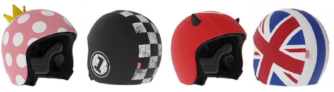 Egg Helmet findes i utallige størrelser og skins