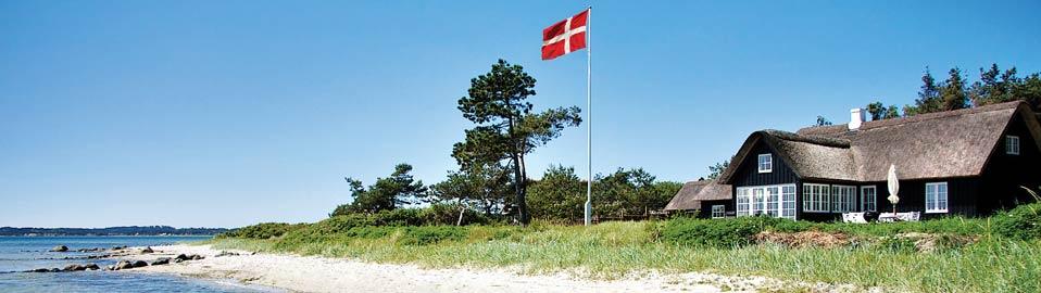 Mulighederne for at holde sommerferie i Danmark er uendelig