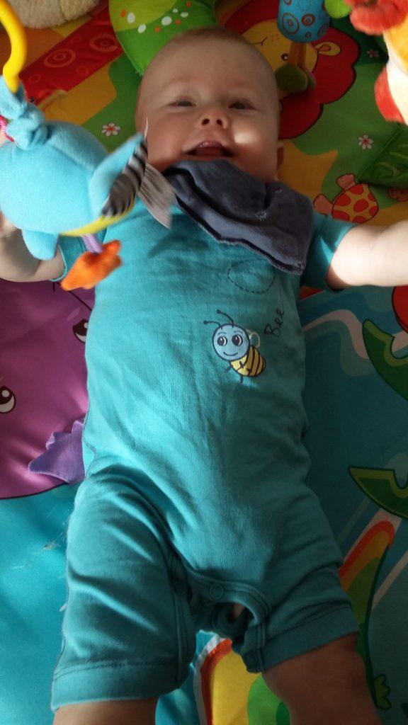 Vores søn elsker hans nye aktivitetscenter