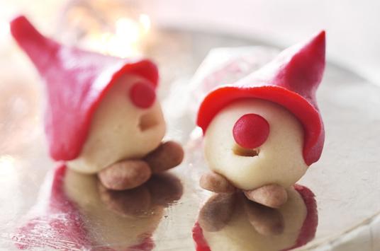 odense marcipan julekalender pixizoo julekonfekt søde skovnisser
