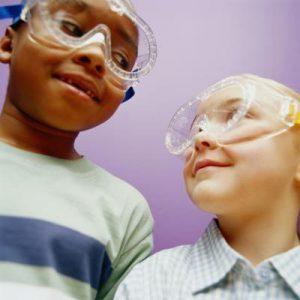beskyttelsesbriller børn