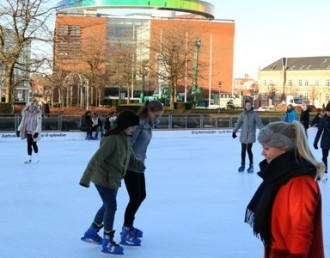 skøjtetur vinterferien