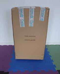 produktanmeldelse kasse cocoonababy