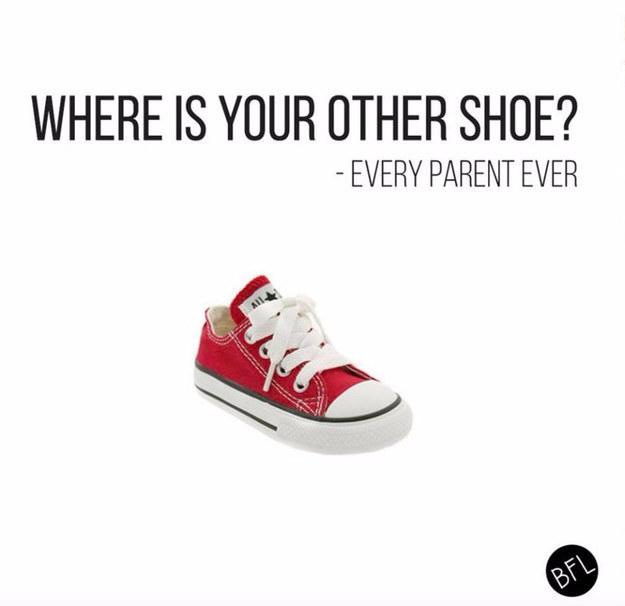 hvor er den anden sko