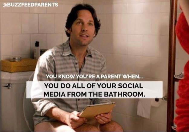 telefon på toilettet