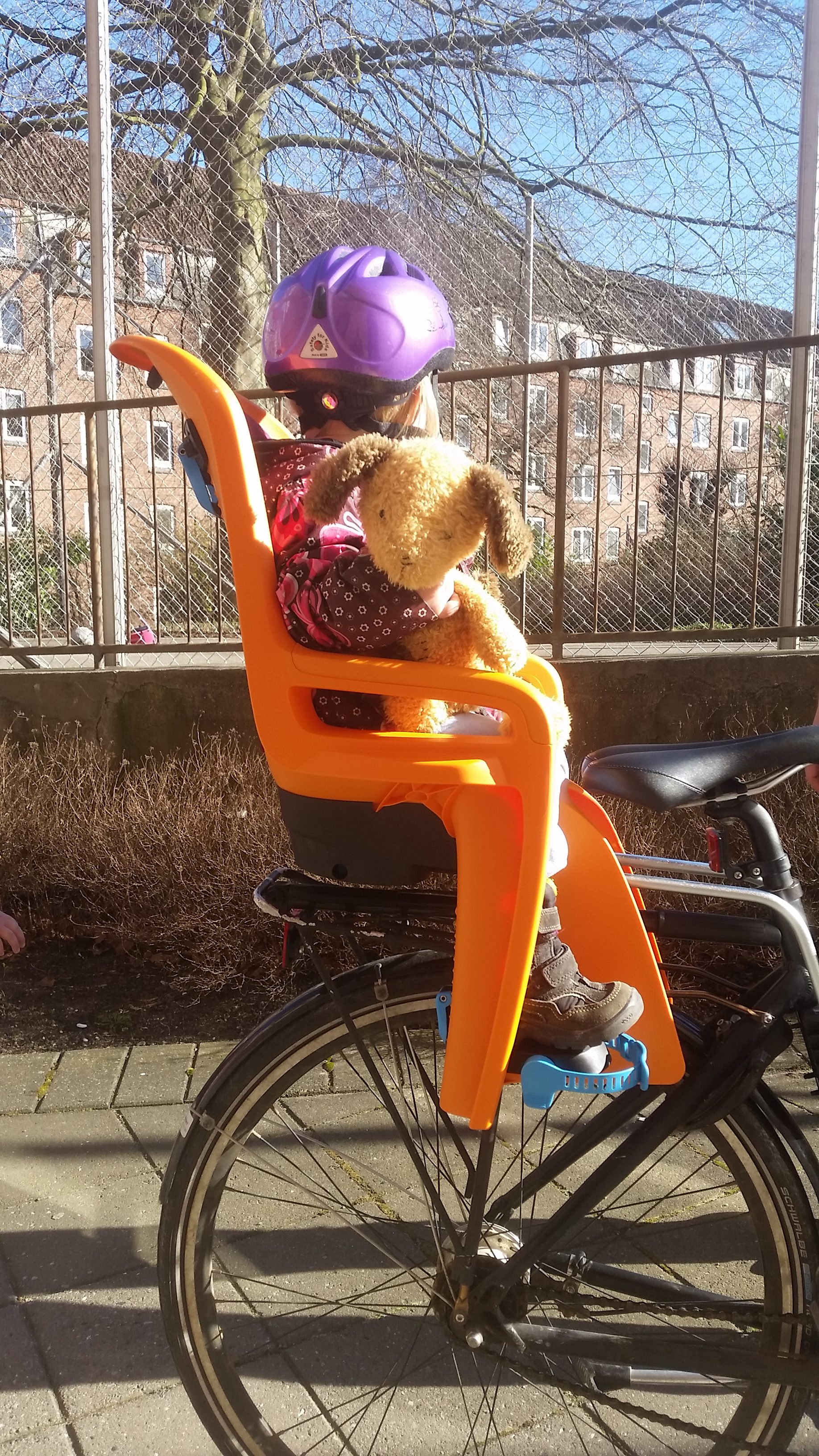 thule cykelstol