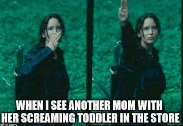 hunger games parent edition