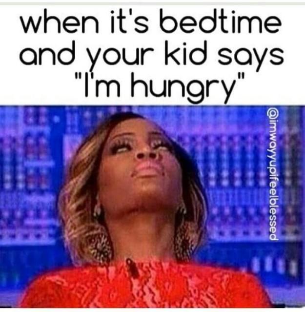 sengetid sultne børn