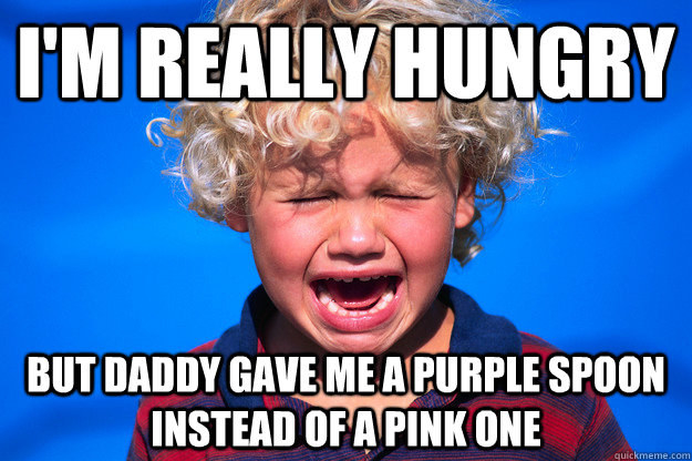sulten barn