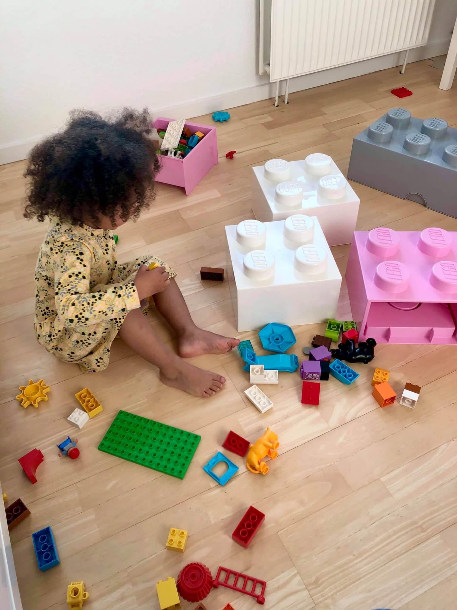 LEGO opbevaringsskuffer