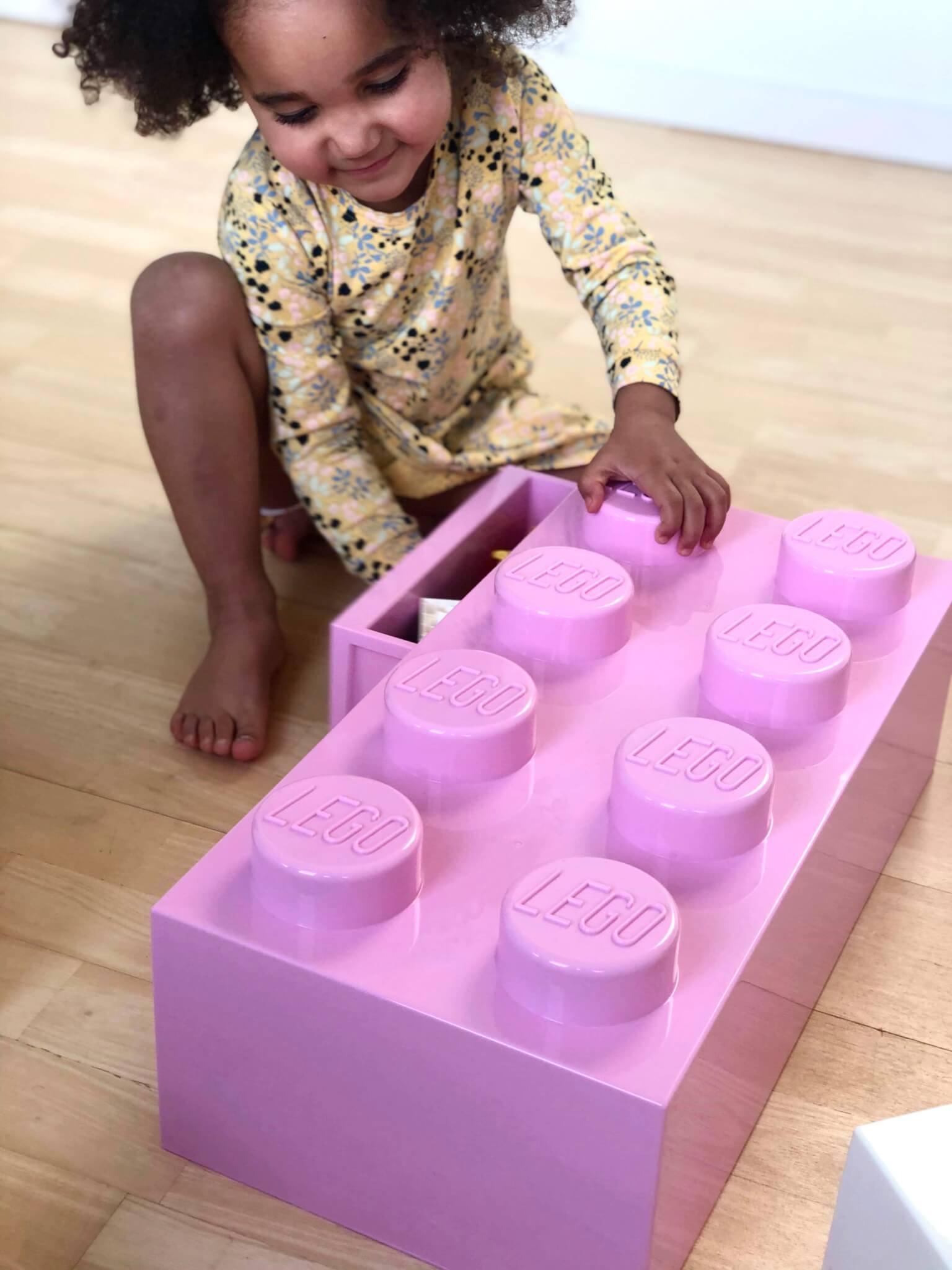 LEGO opbevaringsskuffe