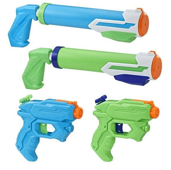Vandpistoler