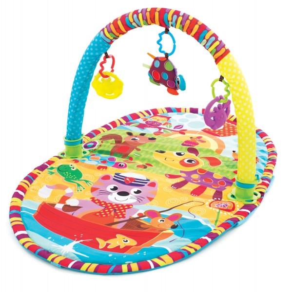 Playgro leg i parken aktivitetstæppe, 6 stk. på lager fra Playgro fra pixizoo