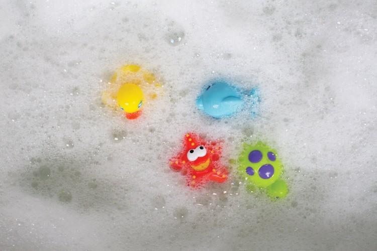 Playgro – Playgro bade squirtees, 4 stk. på lager fra pixizoo