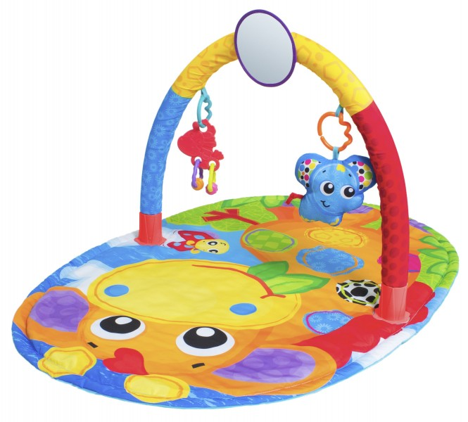 Playgro Playgro jerry giraf aktivitetstæppe, 6 stk. på lager fra pixizoo