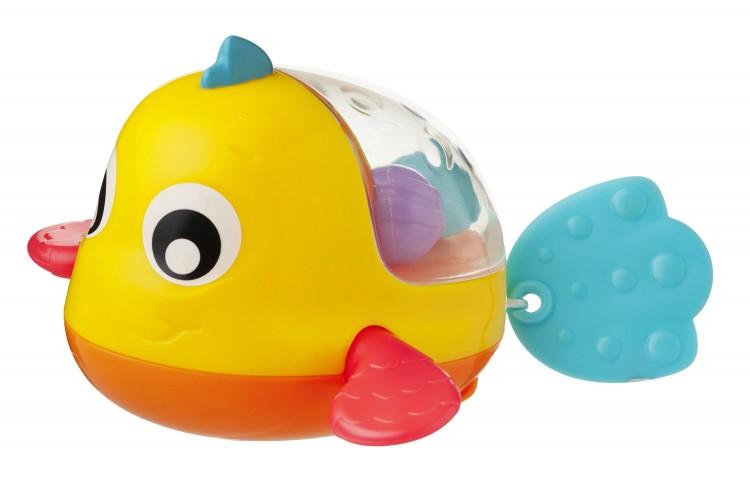 Playgro padlende badefisk, 5 stk. på lager fra Playgro fra pixizoo