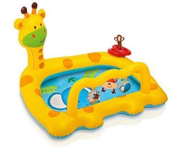 Intex Babypool Giraff