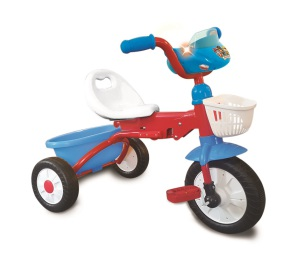 Kiddieland Kiddieland børnecykel - paw patrol , 1 stk. på lager på pixizoo