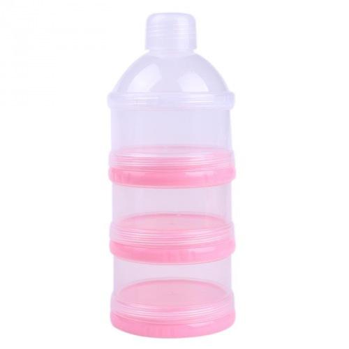 Oopsy – Oopsy oopsy pulvercontainer 3 delt pink tilbehør til sutteflaske, 10 stk. på lager på pixizoo