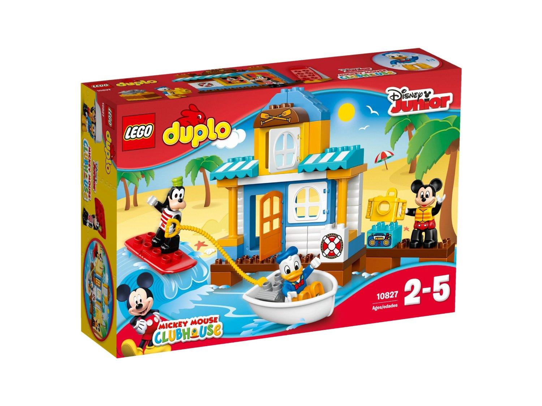 Lego duplo – Lego duplo - mickey & friends beach house, 5 stk. på lager på pixizoo