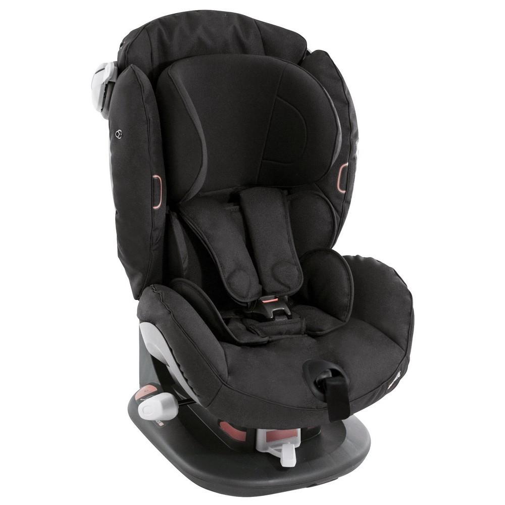 Be safe Besafe izi comfort x3 autostol - classic black (til sele montering), 2 stk. på lager på pixizoo