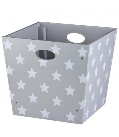 Kids Concept Förvaringsbox Star - Grå