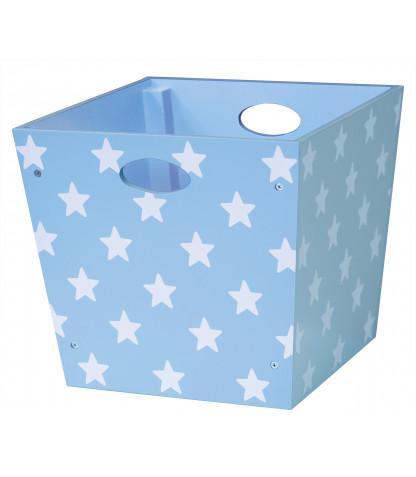 Kids Concept Förvaringsbox Star - Blå