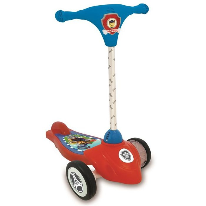 Kiddieland Paw Patrol Light n' sound Activity Scooter