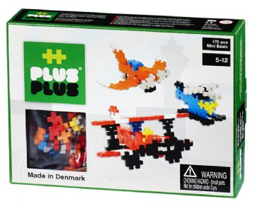 Plus Plus Mini Basic Aircraft 170