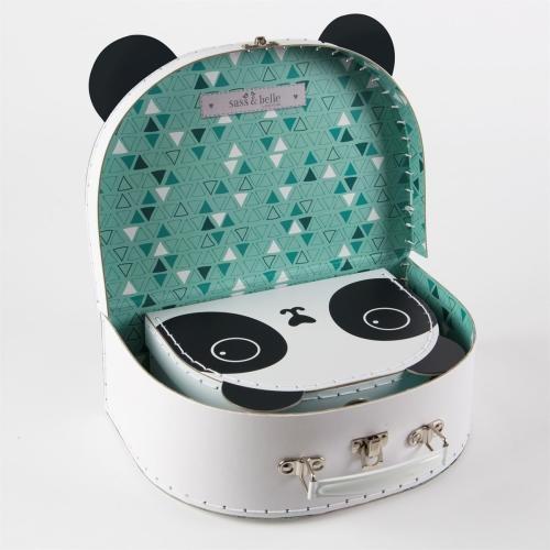Sass & Belle Aiko Panda Väska 2-pack