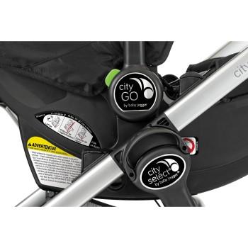Babyjogger autostols adapter - city go, +10 stk. på lager fra Baby jogger på pixizoo