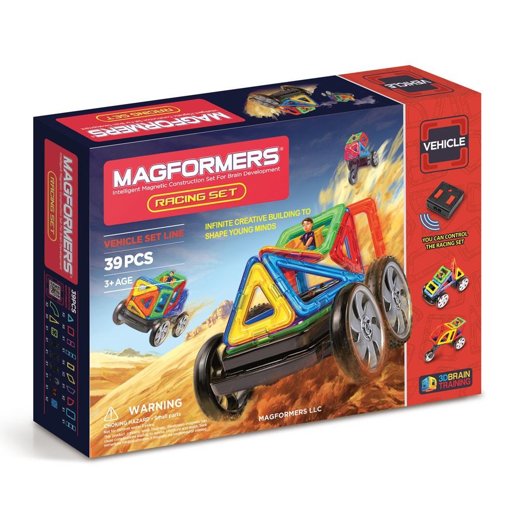 Magformers  racing set , +10 stk. på lager fra Magformers fra pixizoo