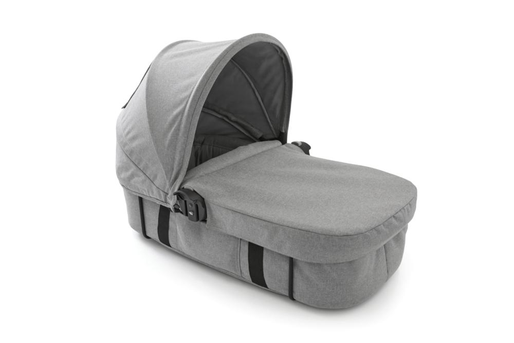 Baby jogger city select lux bassinet kit - slate 2017 tilbehør til kombivogn, 4 stk. på lager fra Baby jogger fra pixizoo