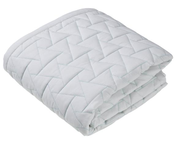 Gubini Gubini baby bed cover 120x120 cm - quilt star mint sengetæppe, 2 stk. på lager på pixizoo