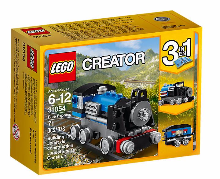 LEGO Creator (31054) Blå Express