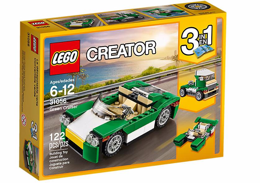 LEGO Creator (31056) Grön Cruiser