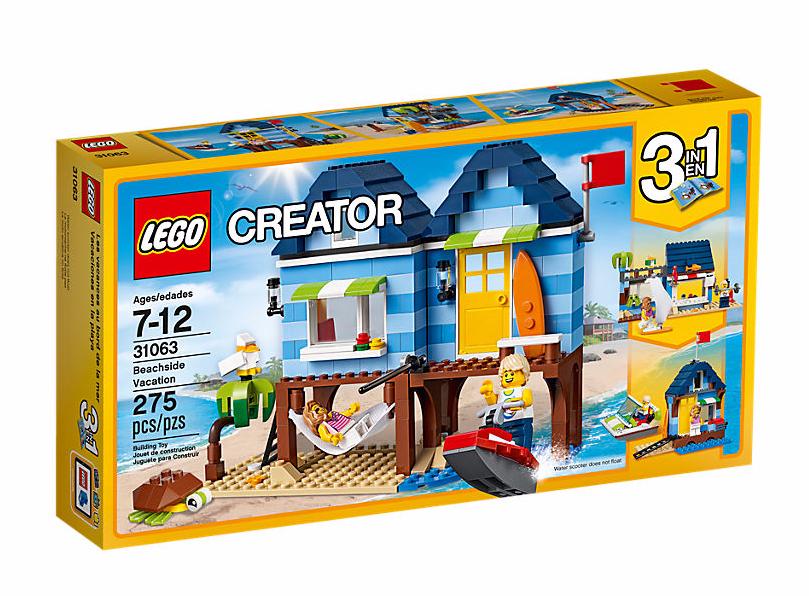 LEGO Creator (31063) Strandsemester