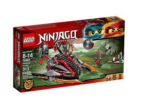 LEGO Ninjago (70624) Vermillioninkräktare
