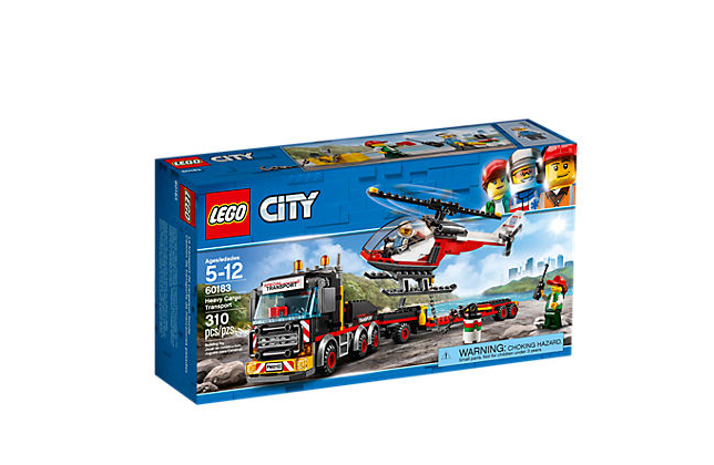 LEGO City - Tung Transport