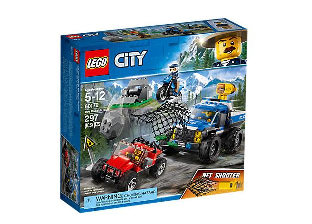 LEGO City Polisjakt På Berget