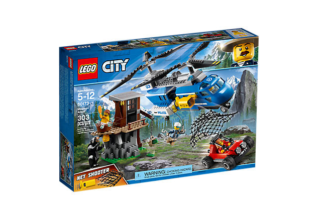 LEGO City Bergsarrest