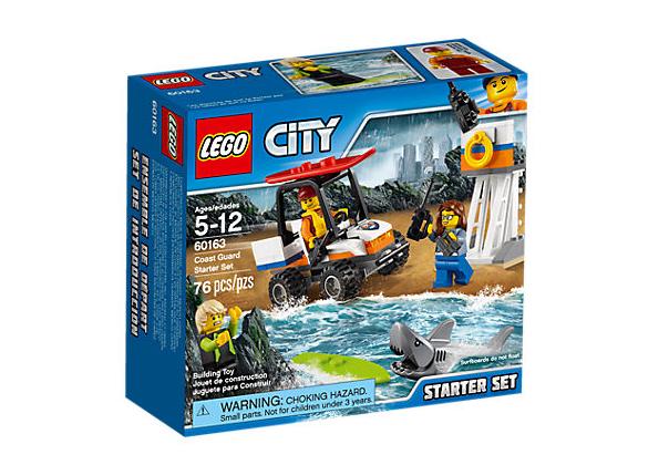 LEGO City Kustbevakning Startset