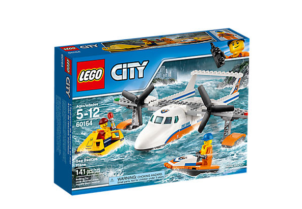 LEGO City - Räddningsflyg