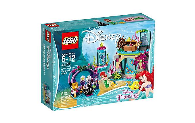 LEGO Disney Princess - Ariel och Förtrollningen