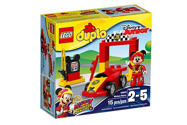 LEGO Duplo Disney Junior - Musse Piggs Racerbil