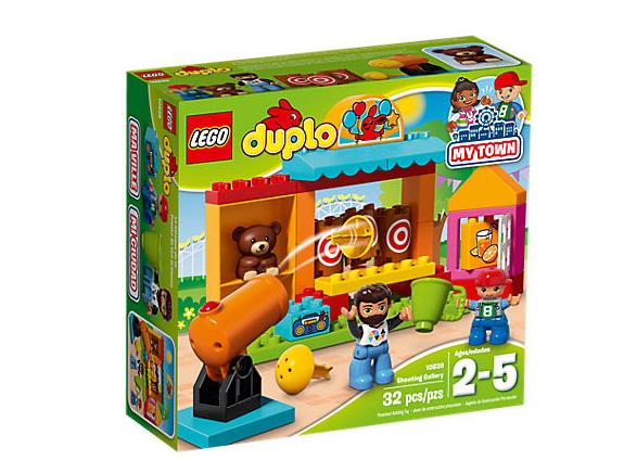 LEGO Duplo Town - Skjutbana