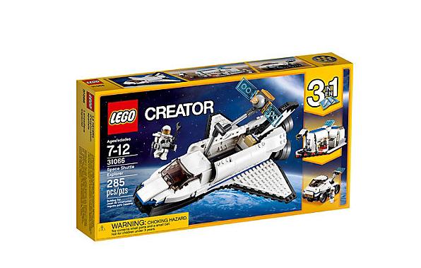 LEGO Creator - Rymdfärja